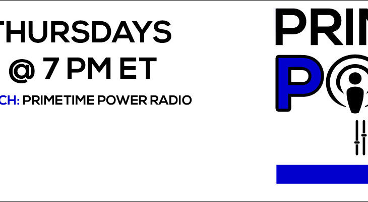 Primetime Power Radio