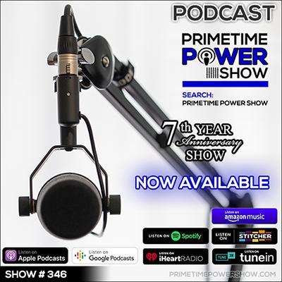 Primetime Power Show - Show # 346